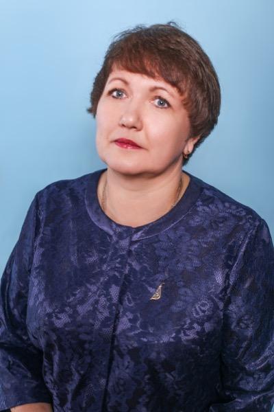 Александрова Нина Николаевна заместитель директора по УВР