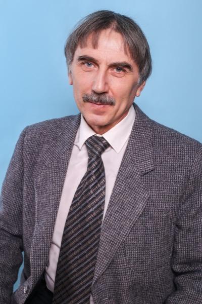 Боярских Владимир Валентинович учитель географии