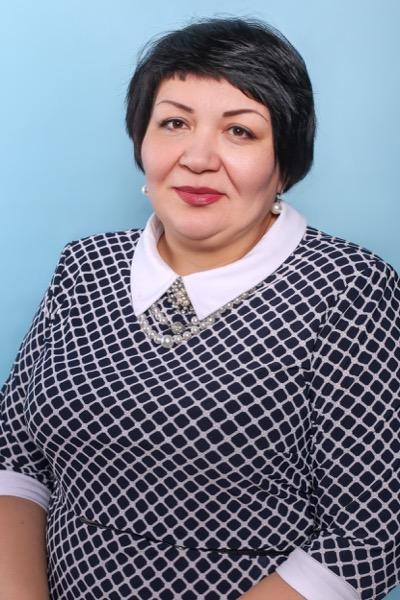 Гафурова Оксана Данисламовна учитель музыки