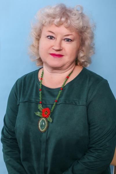 Коврижкина Ольга Юрьевна учитель математики