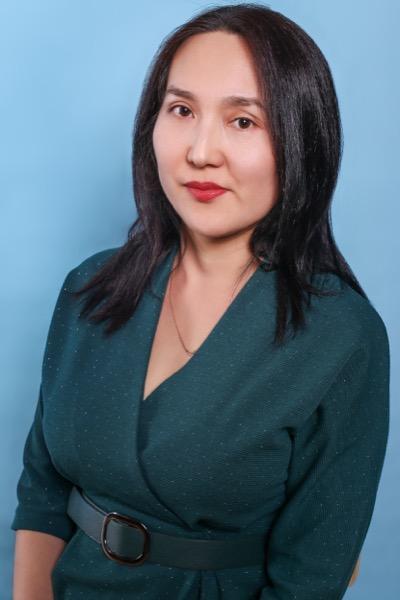 Куандыкова Ляйли Азнабаевна учитель математики