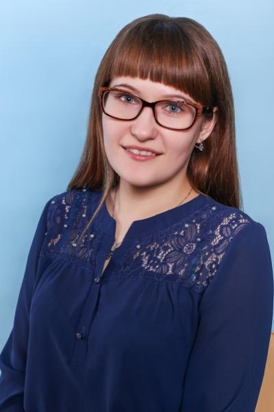 Лапшина Инна Андреевна учитель начальных классов