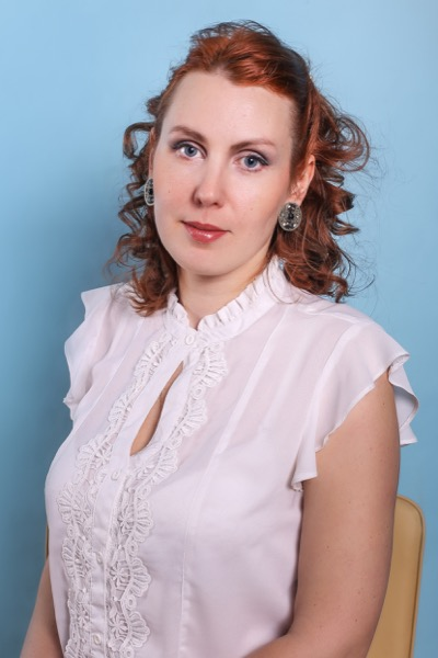 Новоселова Алена Леонидовна воспитатель дошкольного отделения