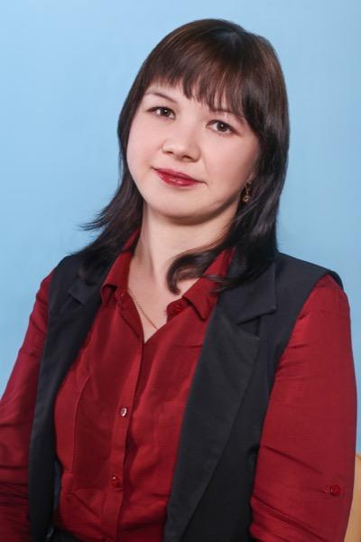 Орлова Ирина Анатольевна учитель иностранного языка