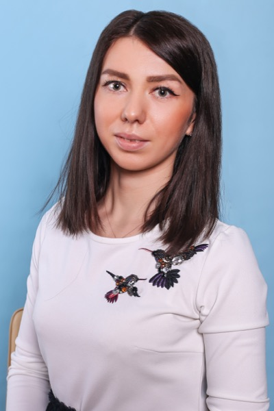 Панфилова Татьяна Александровна учитель начальных классов