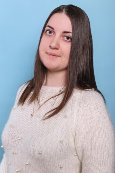 Титович Вероника Андреевна учитель начальных классов